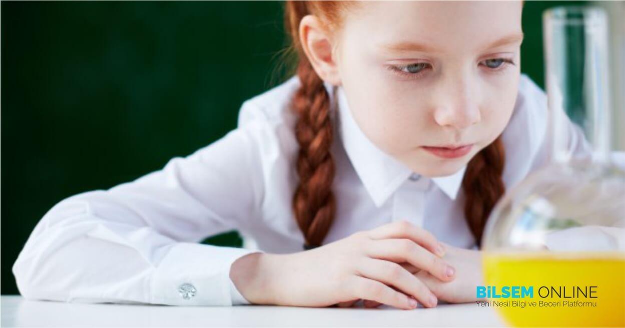 Çocuklarda Merak ve Öğrenme İlişkisi
